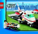 Air Ambulance Plane