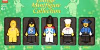Lego Vintage Minifigure Collection: Vol.3