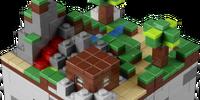21102 LEGO Minecraft Micro World