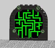 Vault Gate Concept