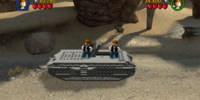 List of cameos in Lego Indiana Jones: The Original Adventures