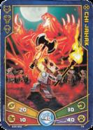 Chi Jahak Weapon card