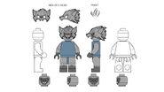 Wolf AnimalDesignsWolf3