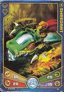 Shredant Speedor Accessory card