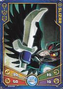 Slizar Weapon card