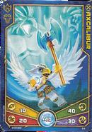 Axcalibur Weapon card