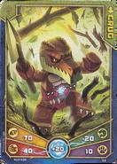 Crug Character card