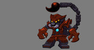Scorpion Chima-1 5-ScorpionColor