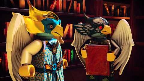LEGO® LEGENDS OF CHIMA™ Filler 33 Completely Ridiculous Tale