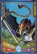 Jagonk Weapon card