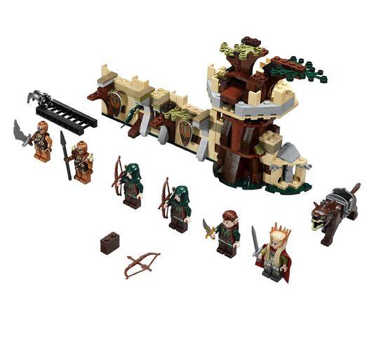 File:Mirkwood elf army2.jpg
