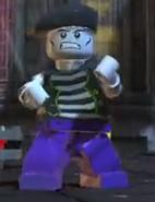 Joker Mime Goon