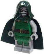 Doctor minifigure
