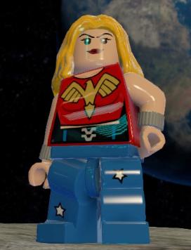 Wonder Girl | Lego Marvel and DC Superheroes Wiki | Fandom ...