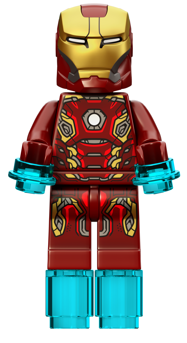 Iron Man (Mark 45) | Lego Marvel and DC Superheroes Wiki ...