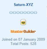 Saturn-XYZ