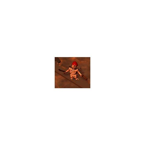 Skeleton Swashbuckler
