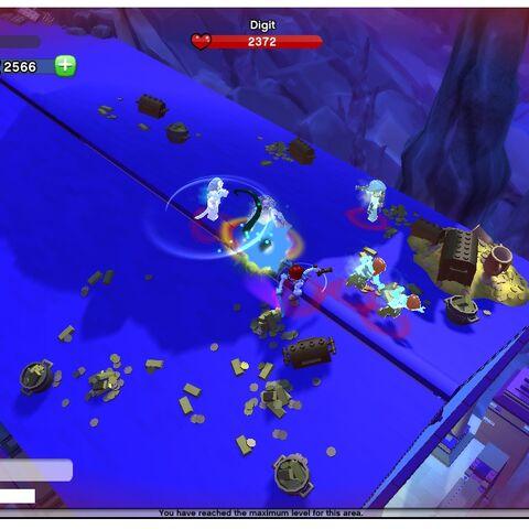 Gold Digger Achievement found in the Underworld pocket adventure.