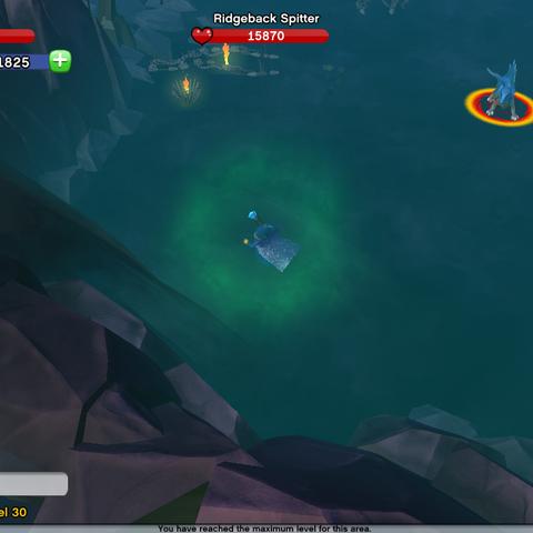 Ridgeback Spitter's location in-game