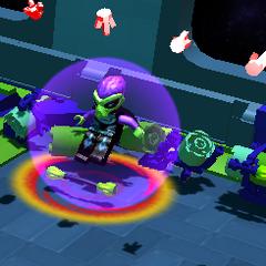 Megamind at Planet's Dark Side