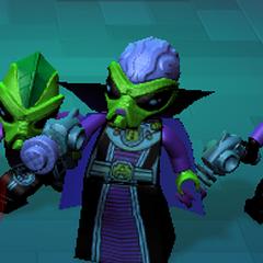 The Alien Queen in-game