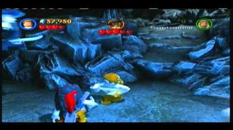 Lego Pirates of the Caribbean - Isla de Muerta Boss Fight