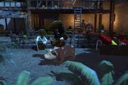 Lego Pirates Level 2 Curse