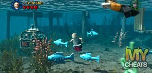 Clubba Underwater