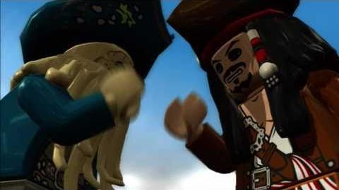 At World's End gameplay trailer -- LEGO Pirates of the Caribbean The Video Game
