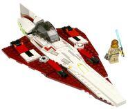 Obi Wan Kenobi's Jedi Star Fighter