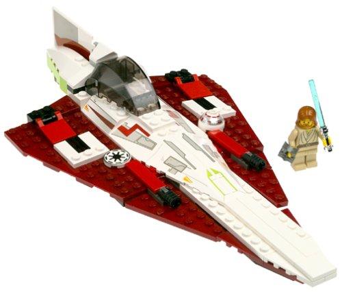 lego obi wan kenobi starfighter