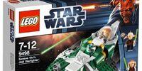 9498 Saesee Tiin's Jedi Starfighter