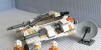 4500 Rebel Snowspeeder