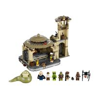 Overhead Jabba's Palace