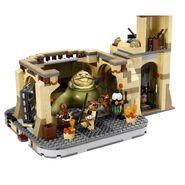 Inside Jabba's Palace