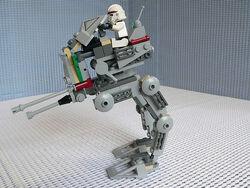 LEGO Clone Scout Walker