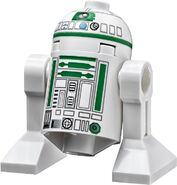 Unidentified Astromech Droid