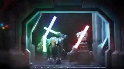 2012 LEGO Star Wars Malevolence
