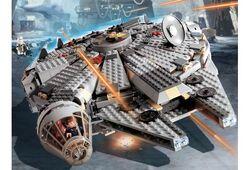4504 Millennium Falcon