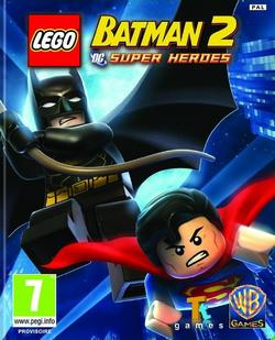 Lego batman 2 cover
