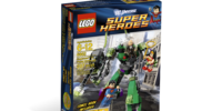 6862 Superman vs. Power Armour Lex