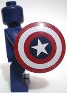 Captain america NY