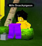 Milo Snackpigeon 5