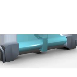 Mission burst pipe