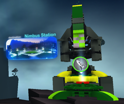 Forbidden Valley - Nimbus Station 1