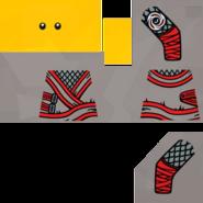 Torsos Fackit Shinobi1 I5