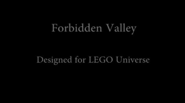 Forbidden Valley LEGO Universe