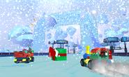 Frostburgh Vertigo-Loop-racetrack Jingle-Blazer