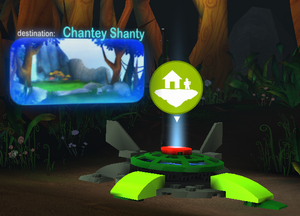 Chantey Shanty Launchpad