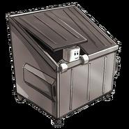 Env won yore dumpster